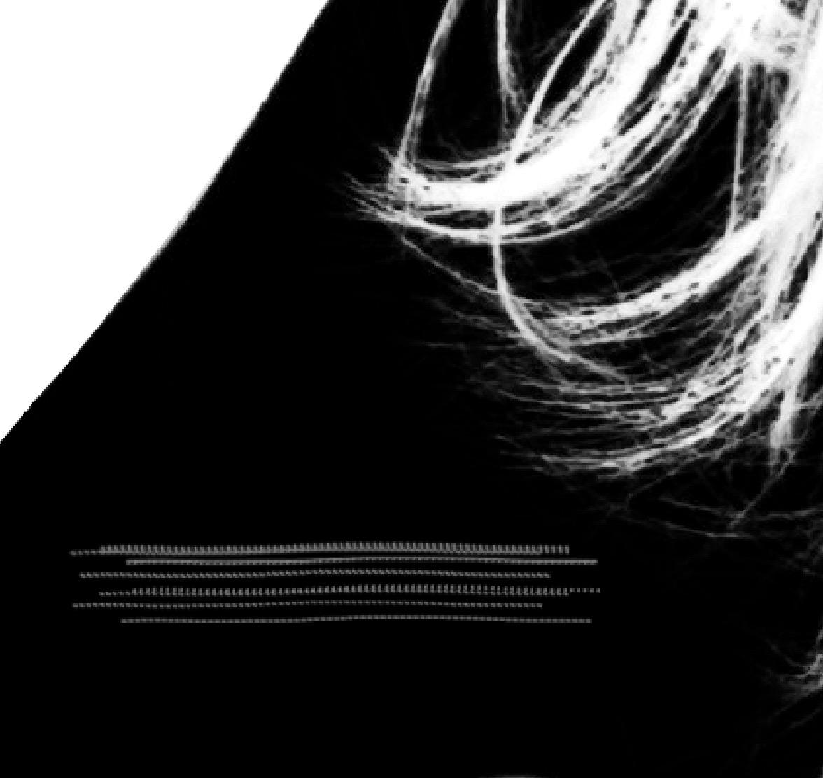 髪の毛ブラシ線