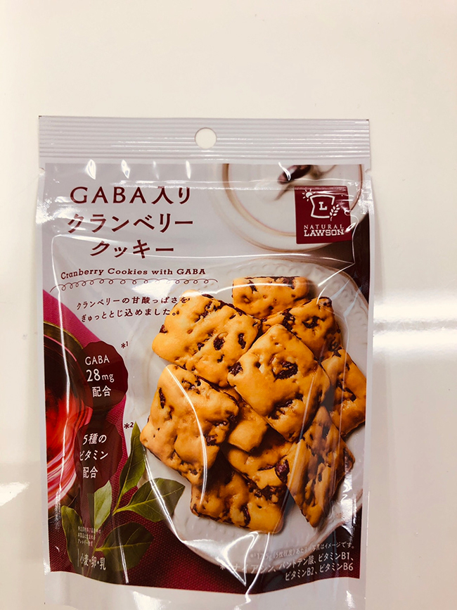クランベリークッキー